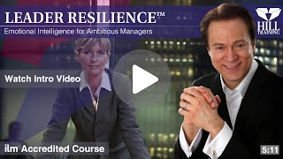 Leader Resilience