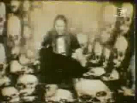Entombed - Hollowman online metal music video by ENTOMBED