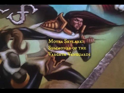 Advanced Concepts: Summoner Wars Alliances - Moyra Skylark