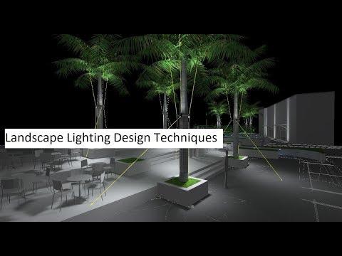 Landscape Lighting Design Techniques Course - YouTube