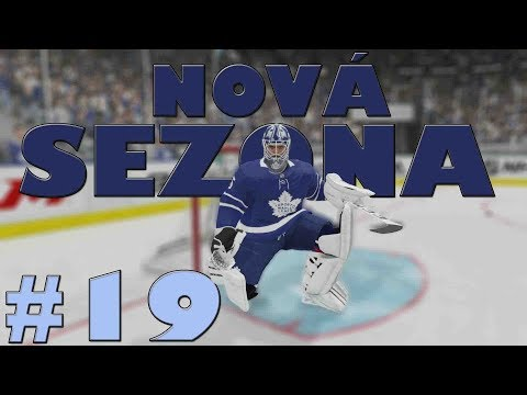 NHL 19 | KOBLIH GOLMANEM #19 | NOVÁ SEZÓNA | CZ/SK