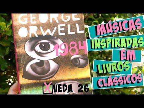 MÚSICAS INSPIRADAS EM LIVROS CLÁSSICOS - #VEDA26