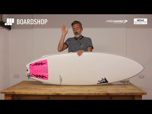 Firewire Midas Surfboard Review