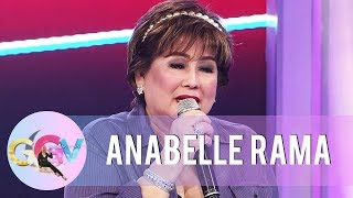 Anabelle gives a message to the woman who flirted with Eddie Gutierrez | GGV