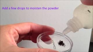 Makeup Facts: MAC Mixing Medium Water Base