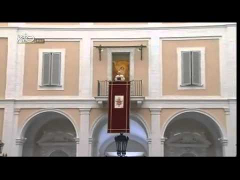 Angélus à Castelgandolfo