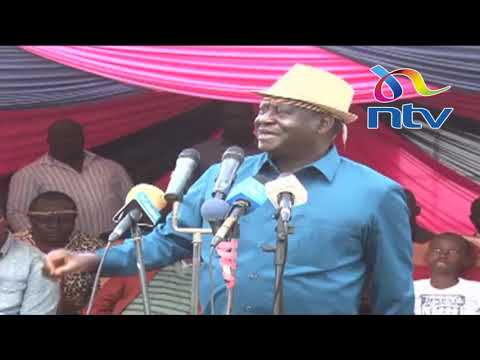 Odinga reveals the unknown on Kimwarer, Arror dam scandal