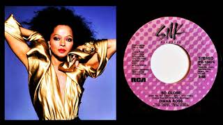 DIANA ROSS -  So Close