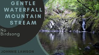 Relaxing Nature Sounds-Soothing Waterfall Sound-Sleeping Relaxation-Natural Water Sleep Sounds