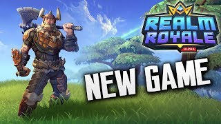 THIS GAME IS ALIVE AGAIN | REALM ROYALE NEW PATCH