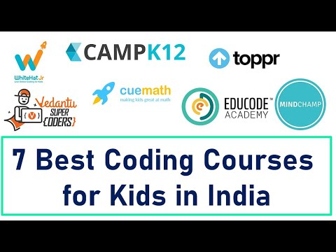 7 Best coding courses for student in India | Live Online Coding ...