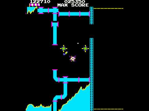 Arcade Game: Looping (1982 Video Games GmbH)