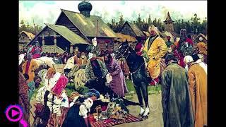Татарский Хан Узбекхан. Золотая Орда и Русь