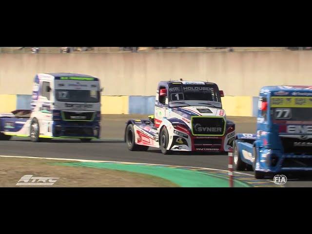 FIA 유러피언 트럭 레이싱 챔피언십 PS4 한국어판 출시 예정 트레일러
