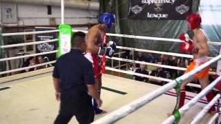 Supremacy Amateur League IV - Ragnar Stenberg vs Ricky Dhillon
