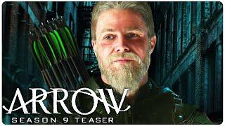 ARROW Season 9 Teaser (2022) With Stephen Amell & Katie Cassidy