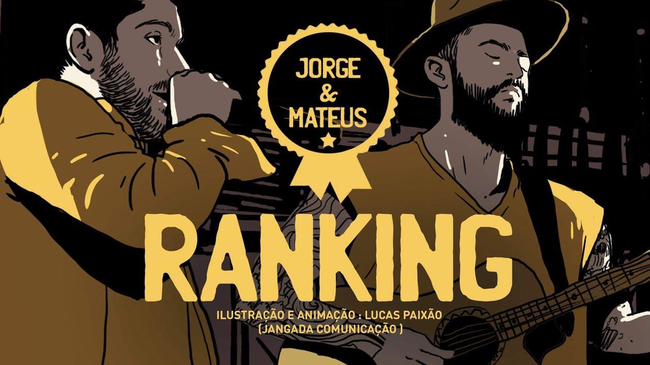 Jorge e Mateus - Ranking