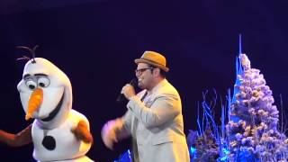 Josh Gad sings In Summer Live at D23 Frozen Fandemonium