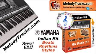indian styles for yamaha keyboard free downloads - Free