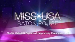 MISS USA 2015 PAGEANT  FULL SHOW HD