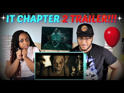 """IT CHAPTER TWO"" Final Trailer REACTION!!!"