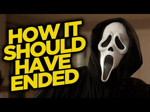 How Scream 4 Should Have Ended