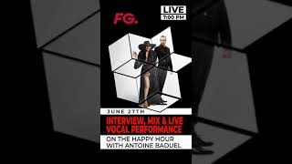 Radio FG : Interview & Live Vocal performance, June 27 TH