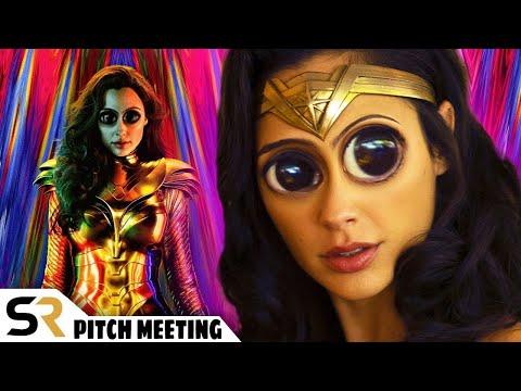 Wonder Woman 1984 Pitch Meeting