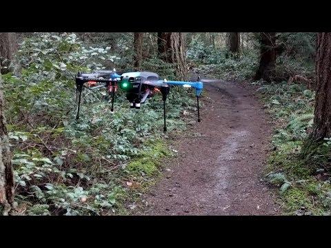 0 - NVIDIA научила беспилотник ориентироваться в пространстве без использования GPS