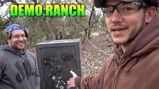 The Toughest Gun Safe with Furious Pete