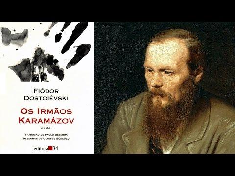 Os Irmãos Karamázov (Fiódor Dostoiévski) | @henriqj