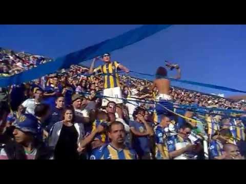 """""""92 atlanta vs colegiales 2014 segundo tiempo"""" Barra: La Banda de Villa Crespo • Club: Atlanta"""