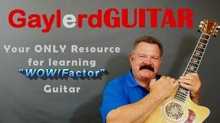 WOW!Factor Guitar Resource