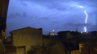 preview picture of video 'tormenta electrica en coquimbo y La Serena 25-03-2015'