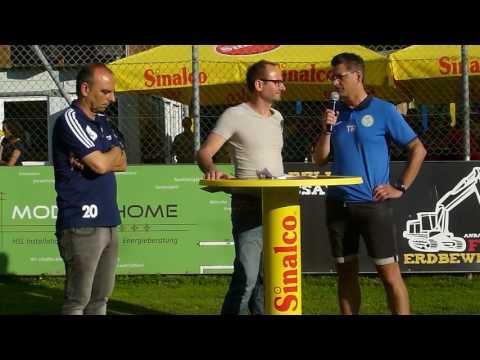 Landesliga Spielanalyse SVG vs BW Feldkirch