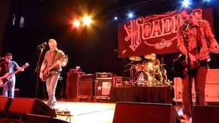 Toadies - Got A Heart LIVE San Antonio Tx. 10/22/16