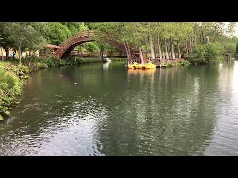Çorum Kargı tatil köyü balıklı göl