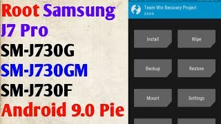 Root Samsung J6 SM-J600F/SM-J600G Android 9 Pie II How To Root