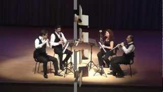 Karl Goepfart Quartet for Winds, Op.93