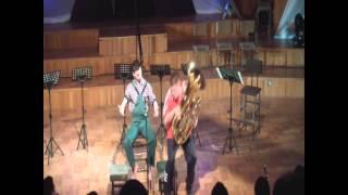 Kőműves Brass Like A Boss - Éjféli koncert (2013)
