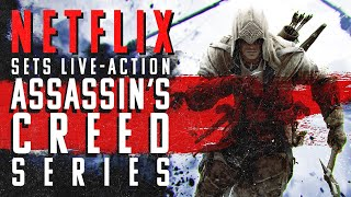 Netflix Sets 'Assassin's Creed' Series + Special Guest Mike Beato! - SEN LIVE #246 by Schmoes Know