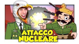 LINVASIONE NUCLEARE DELLA GERMANIA DI GABBY! - Forts ITA W/ Gabby16Bit