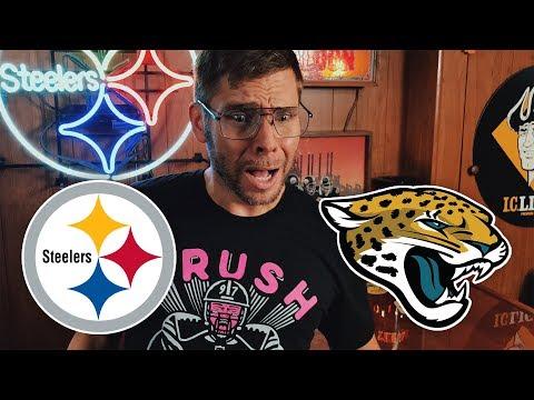 Dad Reacts to Steelers vs Jaguars (Week 5)