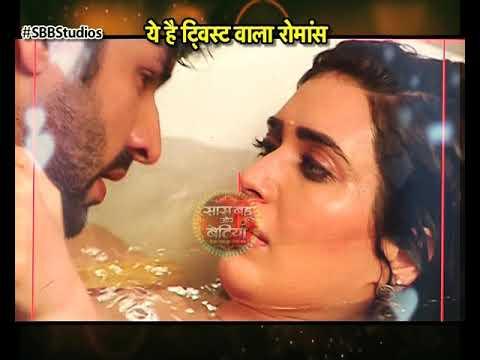 Qayamat Ki Raat: Raj & Gauri's HOT BATH-TUB ROMANC
