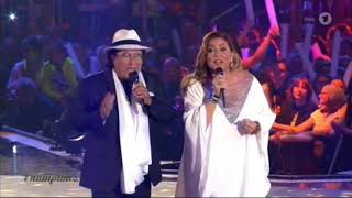 Al Bano Carrisi & Romina Power - Felicita  (Schlagerchampions 13-1-2018)