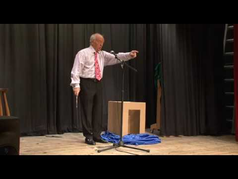 Paul Daniels Levitation Trick