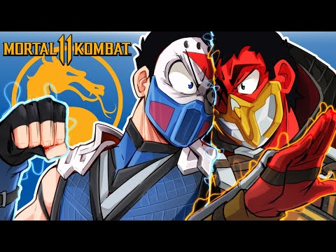 , title : 'Mortal Kombat 11 - NEW FATALITIES & CHARACTER! (Cartoonz Vs Delirious)'