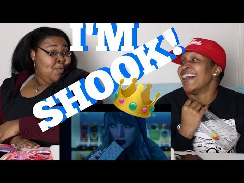 Taylor Swift - End Game ft. Ed Sheeran, Future (REACTION)