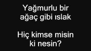 Ahmet KAYA-Hiçbirşeyimsin