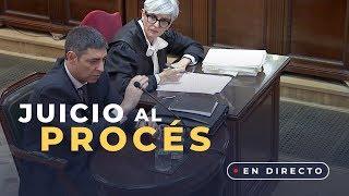 Declara Trapero: Sigue El Juicio Al Procés Desde El Supremo